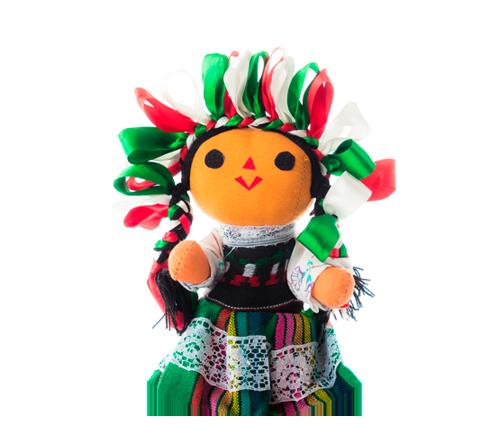 Resultado de imagen para La muñeca María, su historia y simbolismo en la cultura mexicana